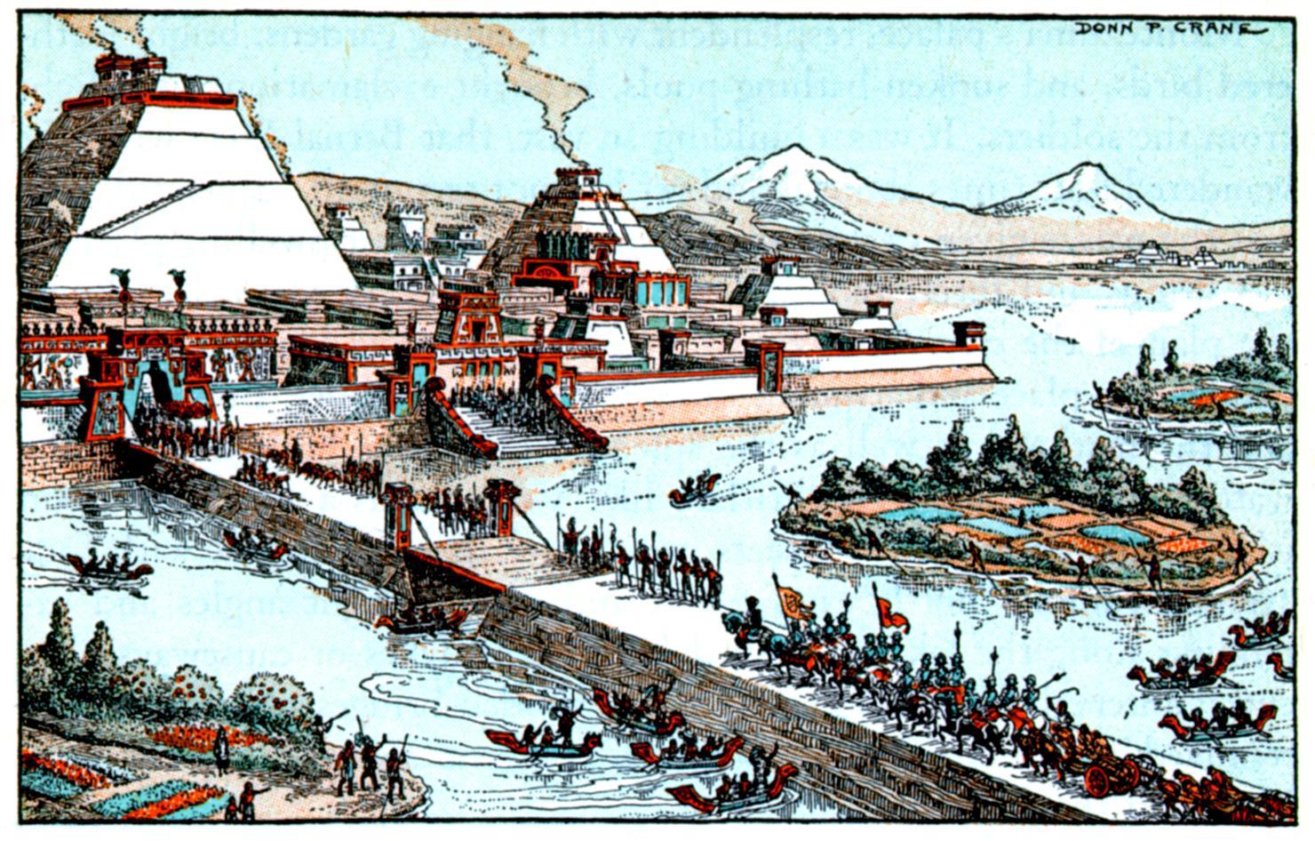 HistoCast 10 – La conquista de México
