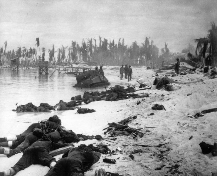 HistoCast 11 – Tarawa la sangrienta