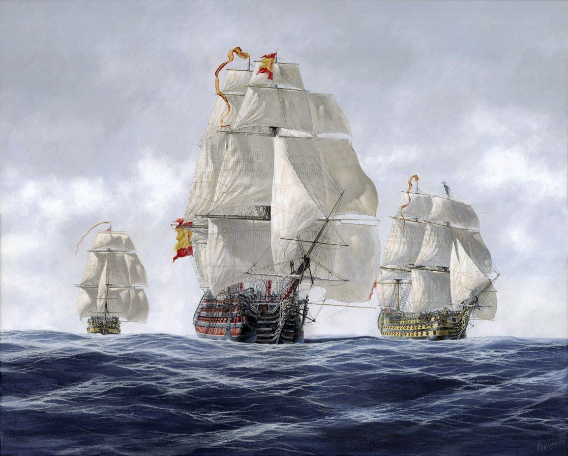 HistoCast 21 – Refundación de la Armada en el s.XVIII