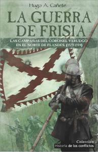 Libro La guerra de Frisia