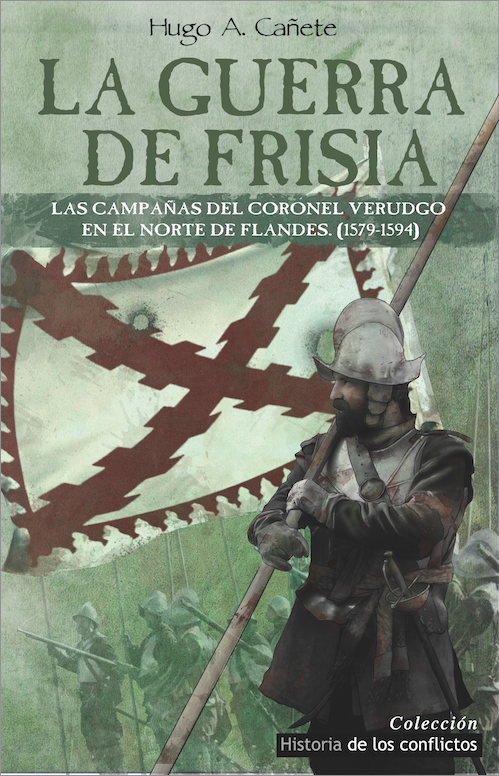 Comprar el libro de La guerra de Frisia
