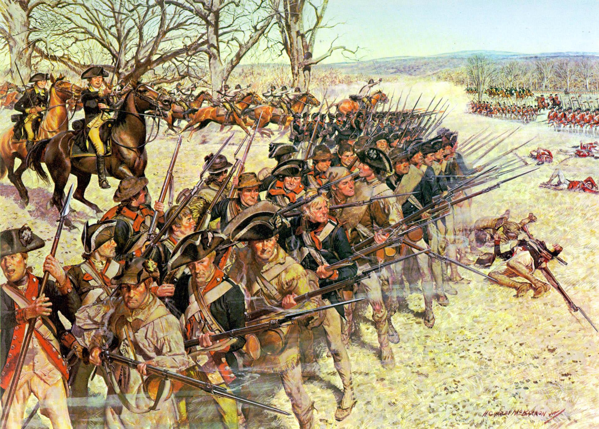 HistoCast 25 – Independencia de los Estados Unidos de América