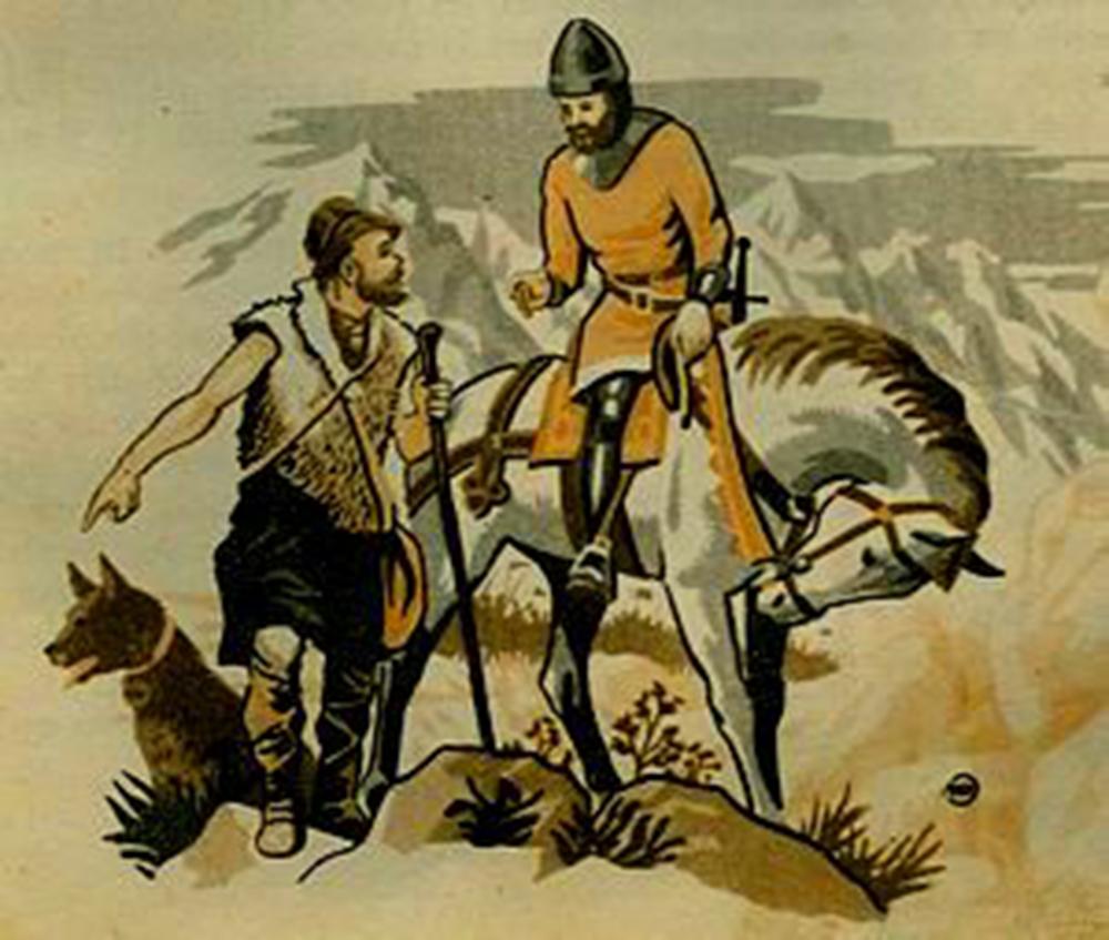 EstíoCast 01 – El pastor de las Navas de Tolosa