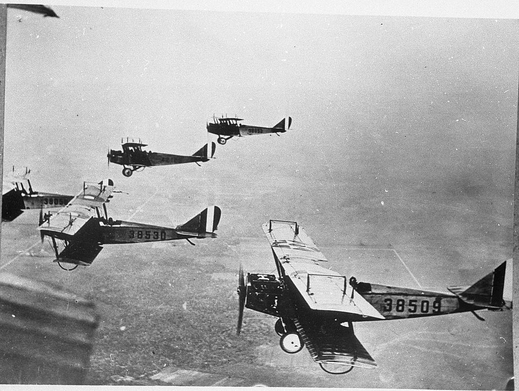 HistoCast 36 – Combates aéreos