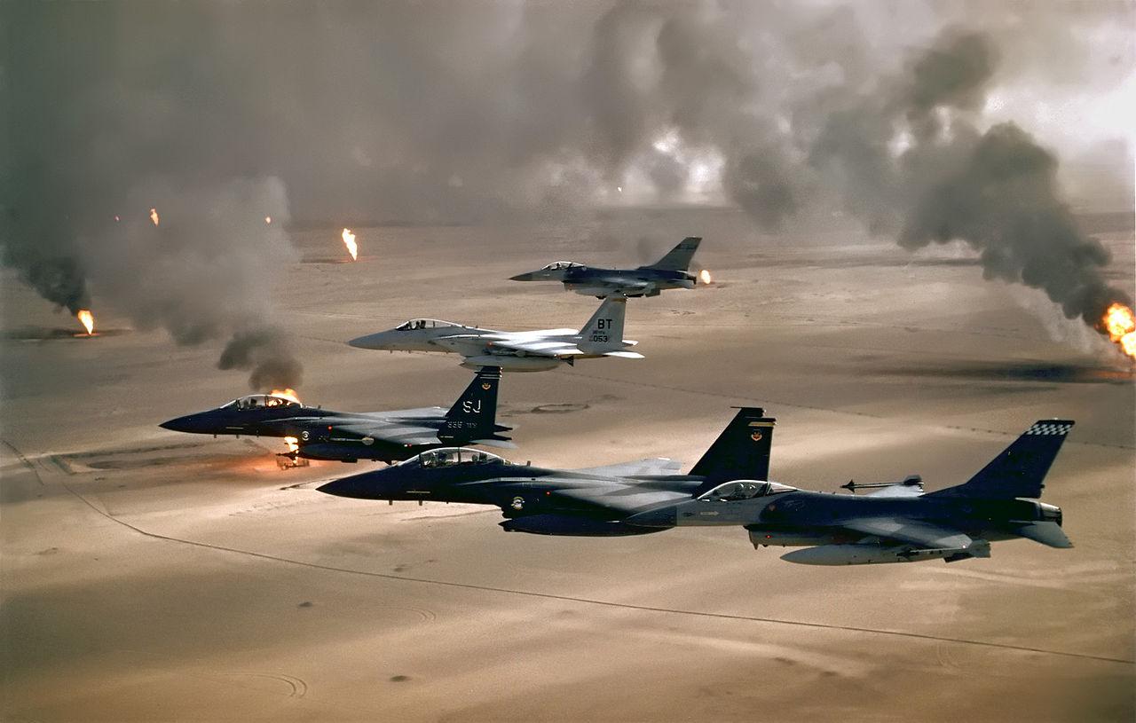 HistoCast 37 – Operación Tormenta del Desierto