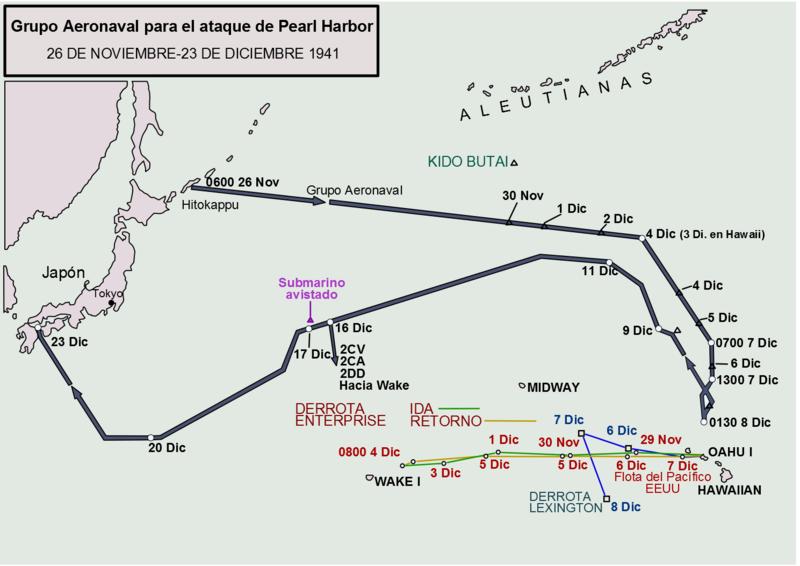 Derrota_de_la_flota_japonesa