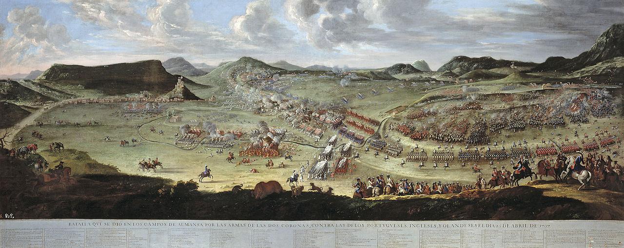 HistoCast 45 – Guerra de Sucesión Española