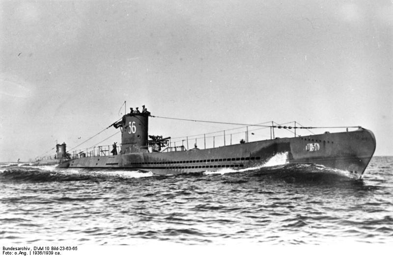 U-Boot U 36