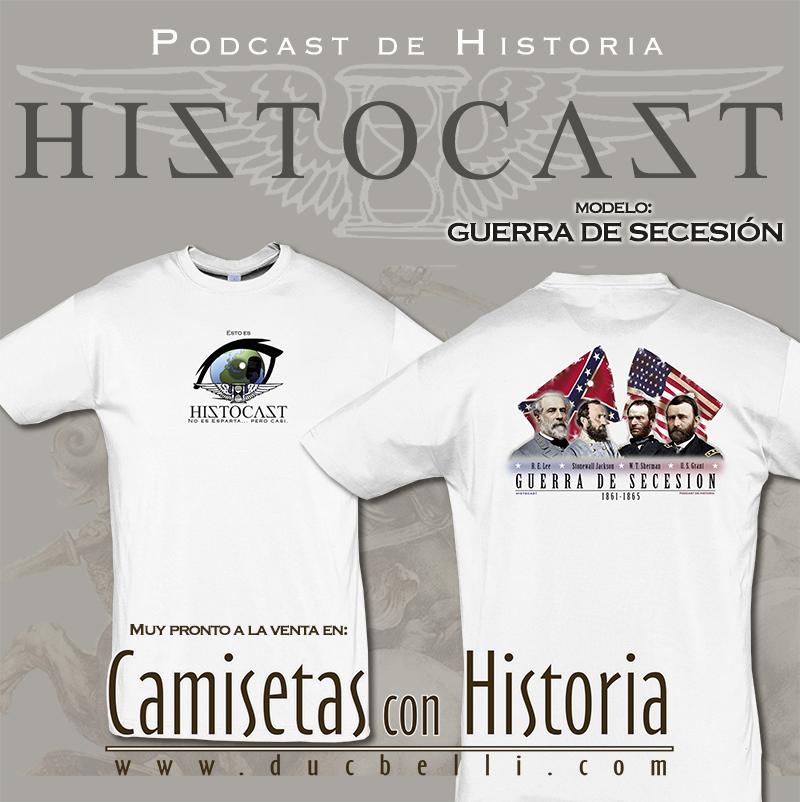 Ganadores de las camisetas de la Guerra de Secesión