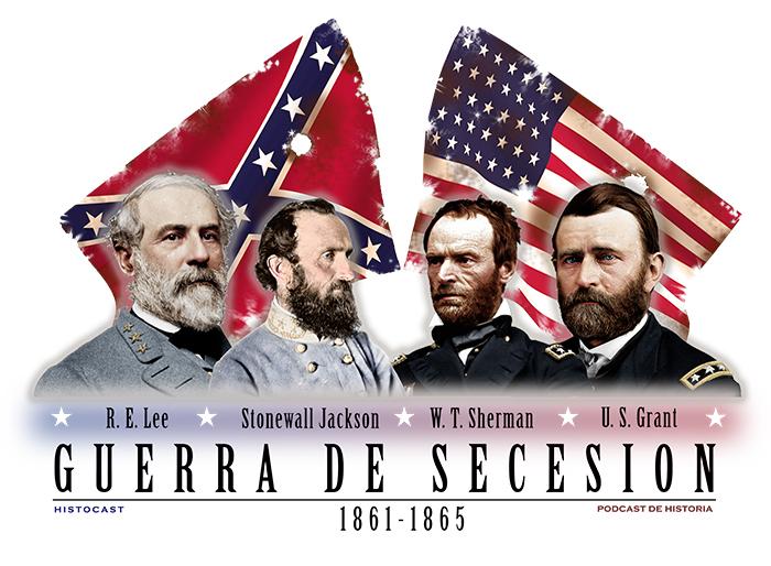 Camiseta modelo Guerra de Secesión