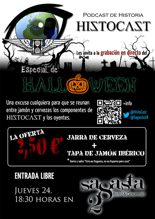cartelHalloweenHistocast