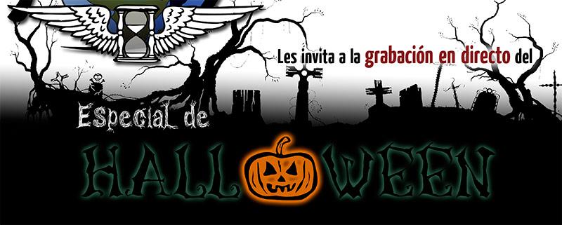 Grabación en directo de HistoCast especial de Halloween