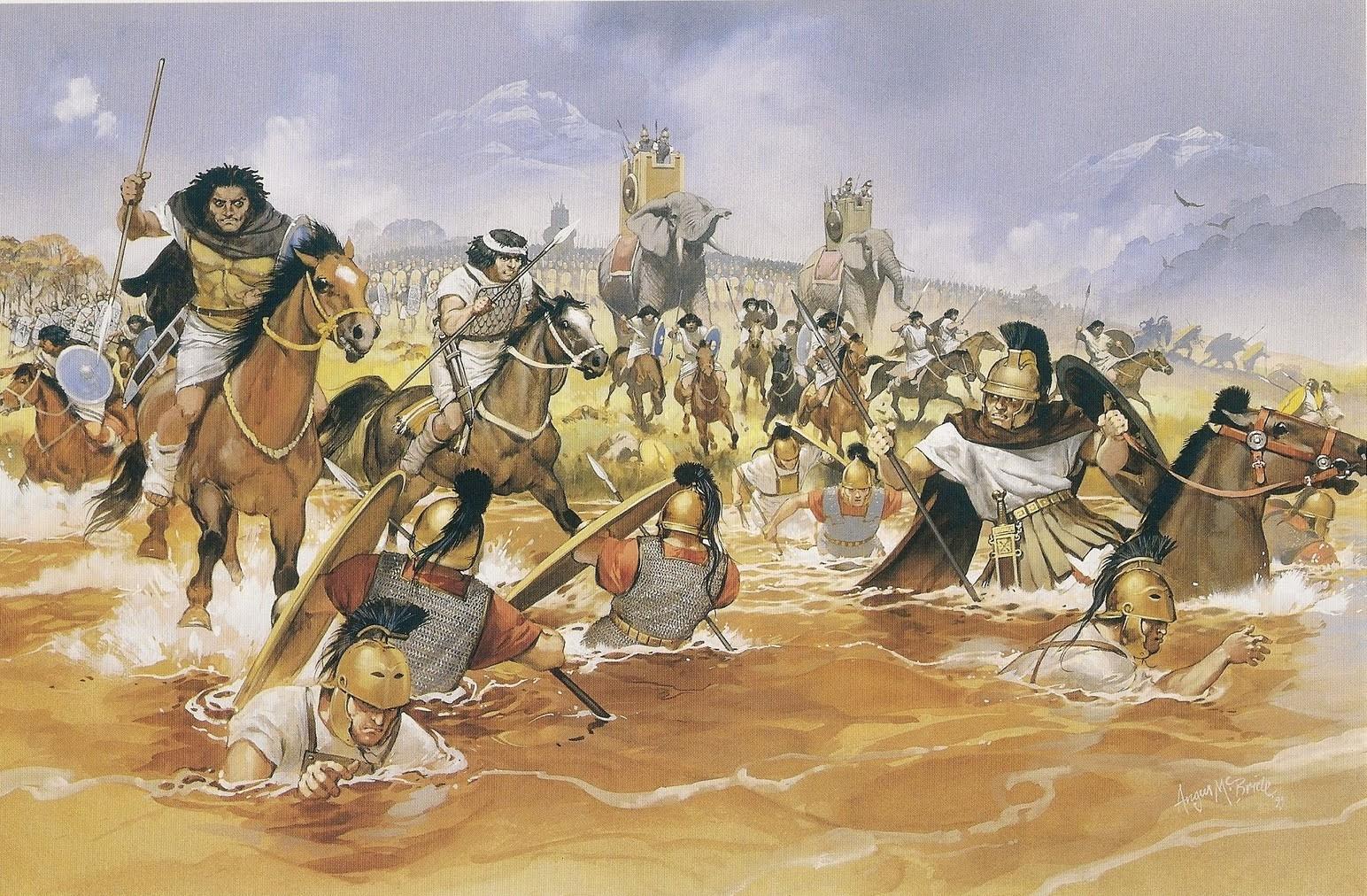 HistoCast 54 – Aníbal Barca y la II Guerra Púnica