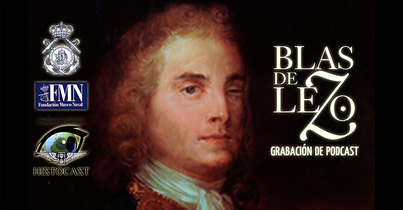HistoCast 57 – Blas de Lezo y Olavarrieta
