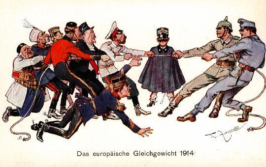 HistoCast 60 – IGM: Imperialismo, alianzas y planes de guerra