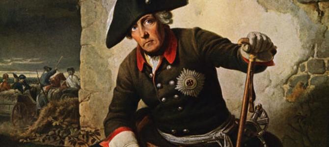 """HistoCast 63 – Federico II de Prusia """"El Grande"""""""