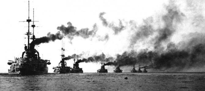 HistoCast 64 – IGM: Guerra naval