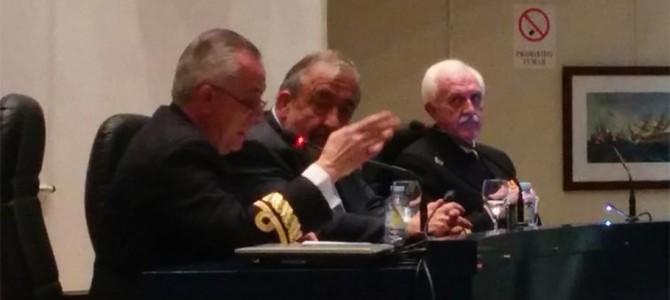 """H files 03 – Presentación de """"Otras victorias por mar de los españoles"""" por Agustín Ramón Rodríguez González"""