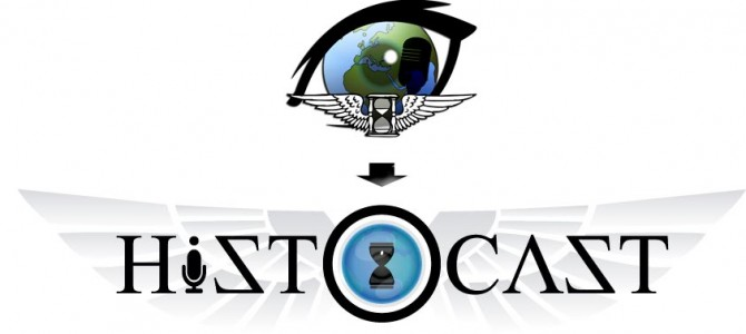 Nuevo logo de HistoCast
