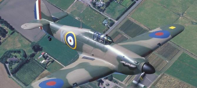 EstíoCast 11 – Hawker Hurricane