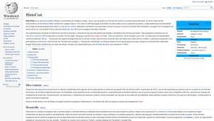Artículo de HistoCast en la Wikipedia