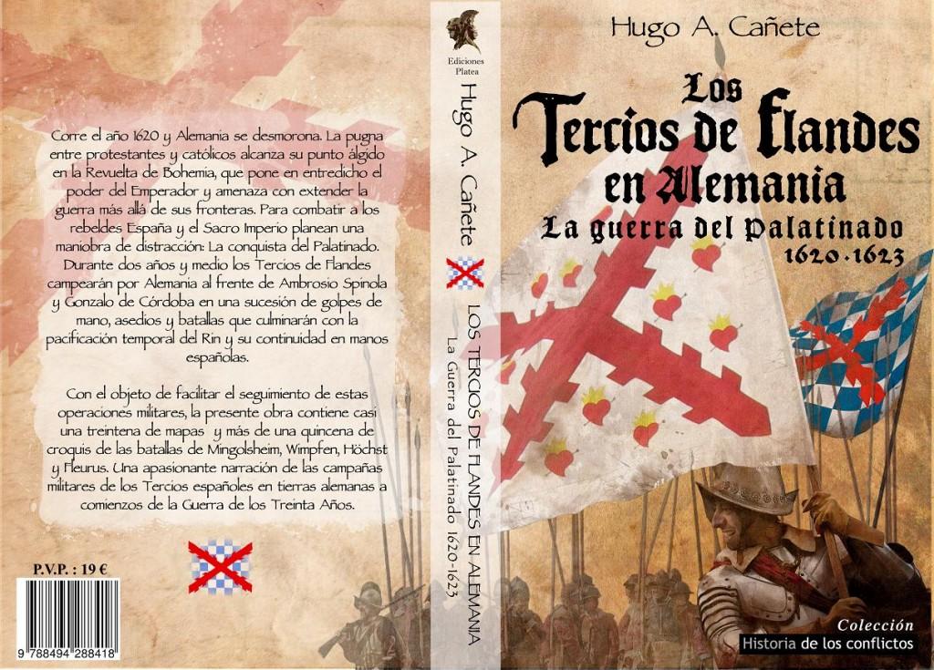 Libro los Tercios de Flandes en Alemania
