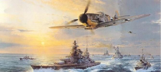 BlitzoCast 004 – Operación Cerbero – Fuga a través del Canal de la Mancha