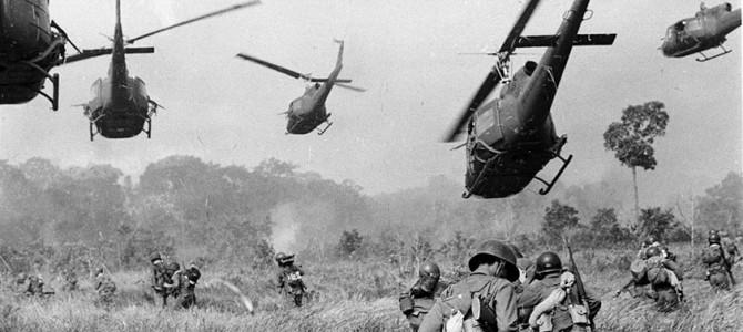 HistoCast 82 – Guerra de Vietnam I (1963-67) de los asesores a la intervención