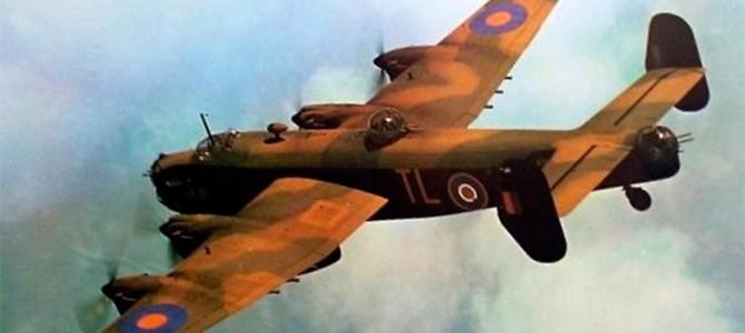 BlitzoCast 005 – Aviones de leyenda –  Handley Page Halifax