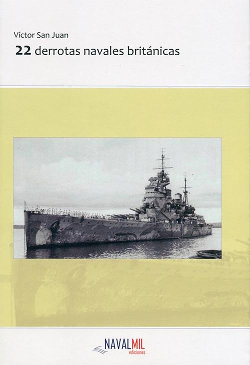 22 derrotas navales británicas