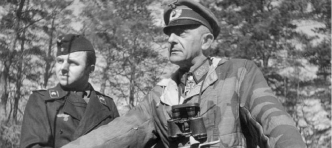 BlitzoCast 025 – Generales alemanes caídos en combate en la II Guerra Mundial. 2ª Parte