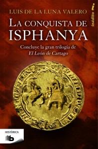 """Libro de """"La conquista de Isphanya"""""""