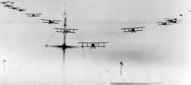 HistoCast 88 – IGM: Guerra aérea