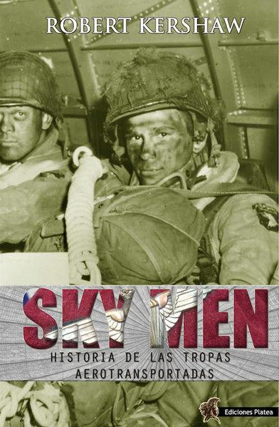 """Libro """"Sky Men"""""""
