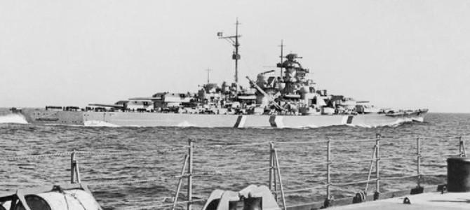 BlitzoCast 013 – Rheinübung – La caza del Bismarck
