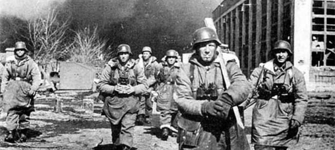 HistoCast 94 – Defensa de la cabeza de puente de Belgorod, 1943