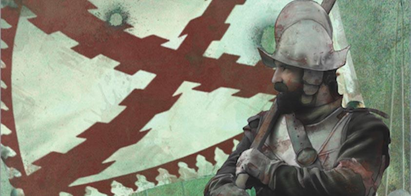 Guerra de Frisia por Francisco Verdugo