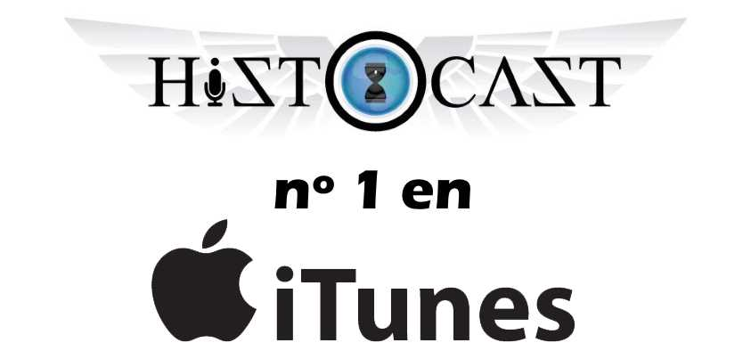 HistoCast alcanza el número 1 en iTunes