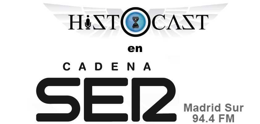 HistoCast en la Cadena SER Madrid Sur