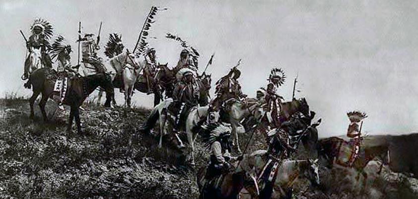 Sioux se lanzan a la carga
