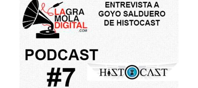 HistoCast en La Gramola Digital