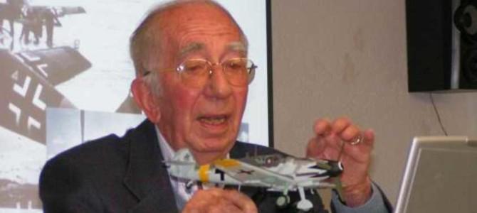H files 09 – Conferencia de Peter Brill, piloto alemán en la II Guerra Mundial
