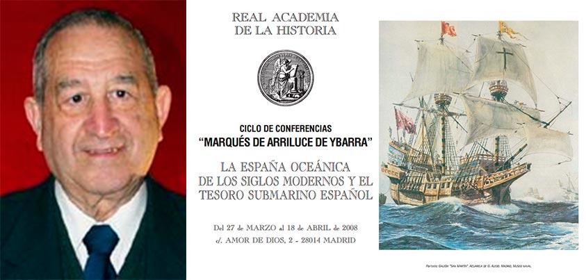 Conferencia Las marinas ibéricas en la época de los descubrimientos