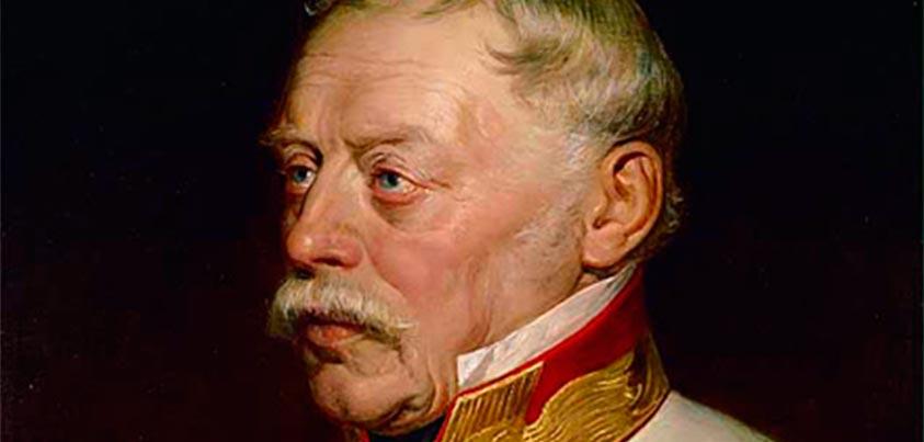El general austriaco Joseph Radetzky