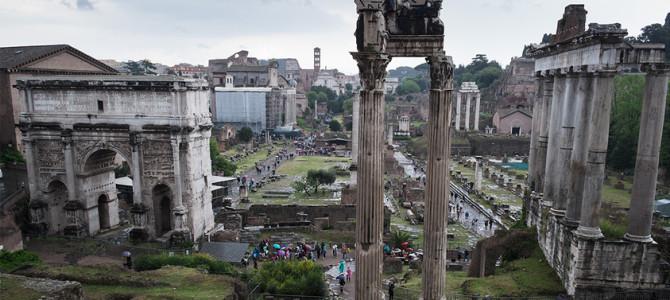 BlitzoCast 021 – Un paseo por Roma (I) – El Foro Romano