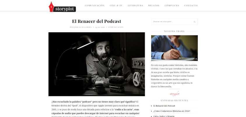 HistoCast entre los 5 podcast que no debes perderte para Storyplot