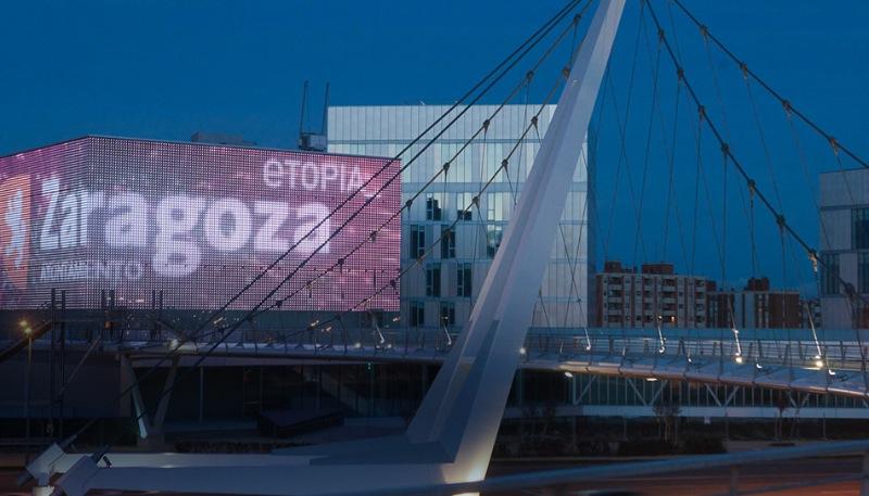 Centro de Arte y Tecnología ETOPIA_ de Zaragoza