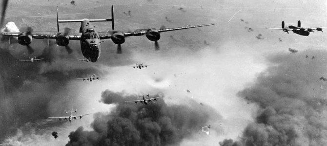 HistoCast 115 – Bombardeos en la II Guerra Mundial