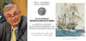 Conferencia 'Las Flotas de Indias y la protección del tráfico atlántico, bajo los Austrias'