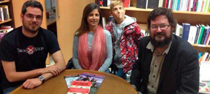 BlitzoCast 028 – Entrevista a Lyuba Vinogradova